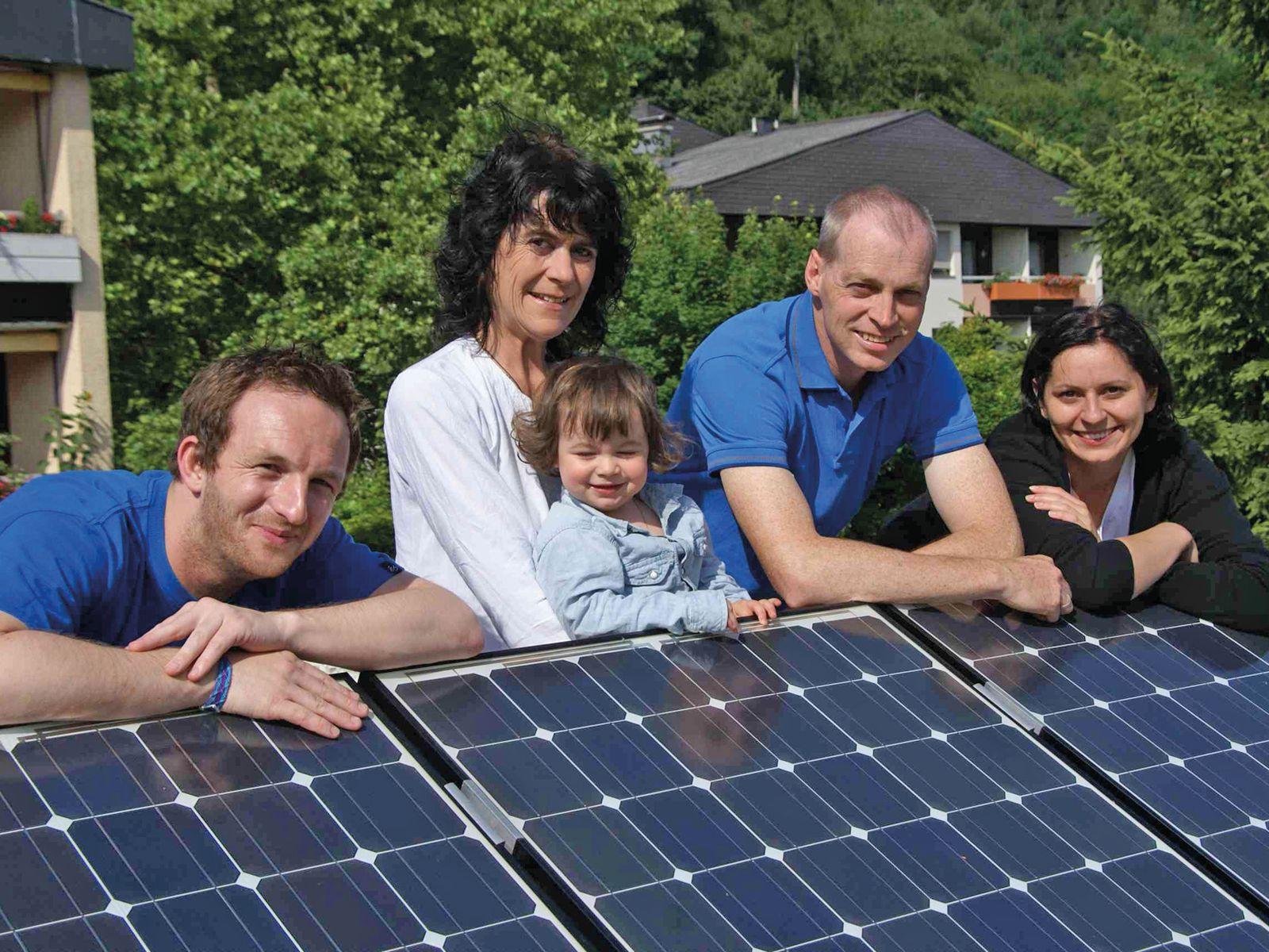 Photovoltaikanlage am Seniorenheim Vöcklabruck
