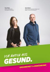 Wahlprogramm – GESUNDHEIT & ERNÄHRUNG